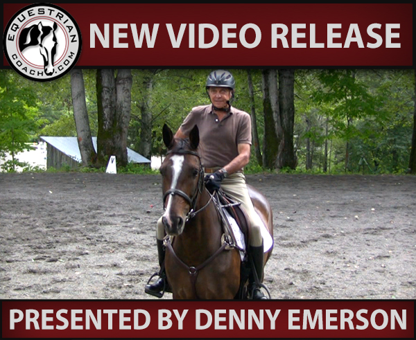 denny emerson teaches fitness for riders
