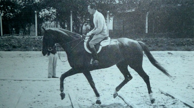 Bert De Némethy's First Core U.S. Show Jumping Team 1957-1960