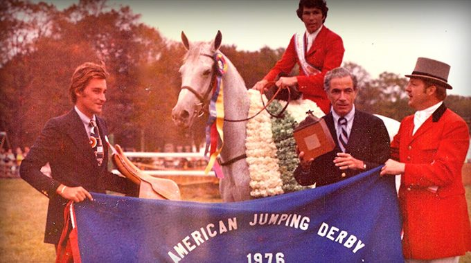 A Look Back At The American Jumping Derby