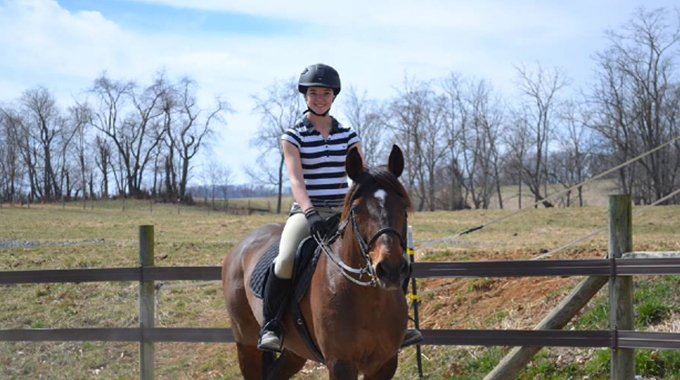Equestrian Coach Riding Workshop Scholarship