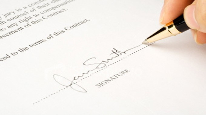 Why Use A Contract When Buying Or Selling Horses