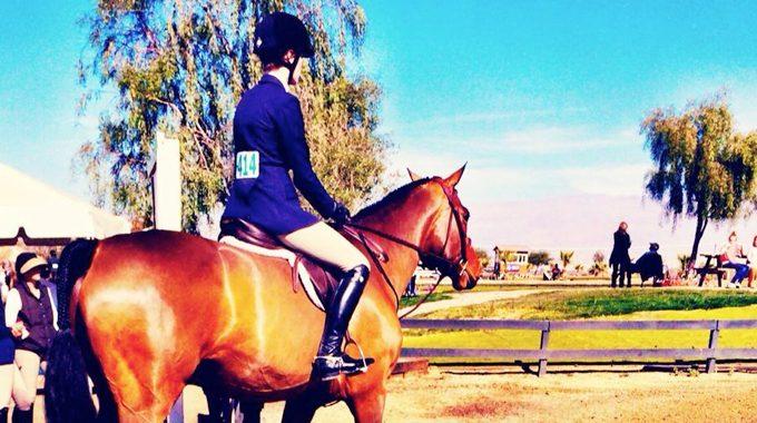 Mental Skills Equestrian
