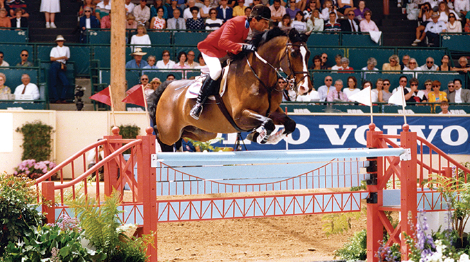 maybe forever, world cup finals, showjumping, bernie traurig