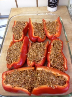 Stuffed Bell Peper Recipe