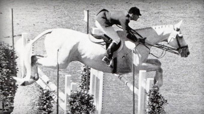 George Morris Rome Olympics 1960