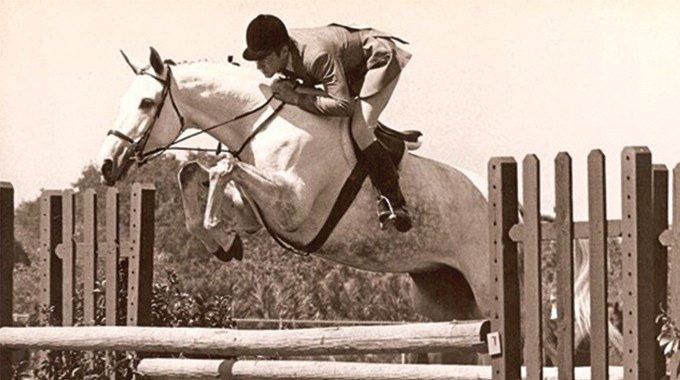 When Does A Hunter Horse Show Their Jumpingform