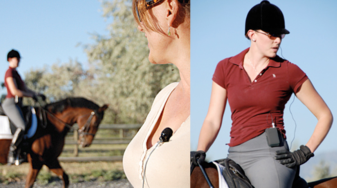 Headset Recommendation For Easy Communication Between Rider And Trainer