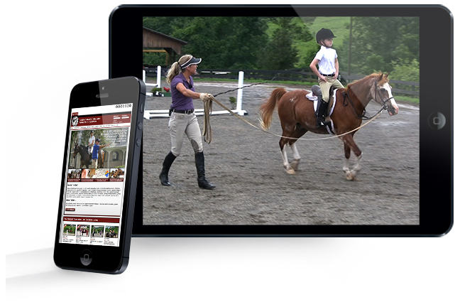 EquestrianCoach.com Mobile