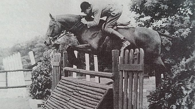 Showdown: A Thoroughbred Hunter Legend