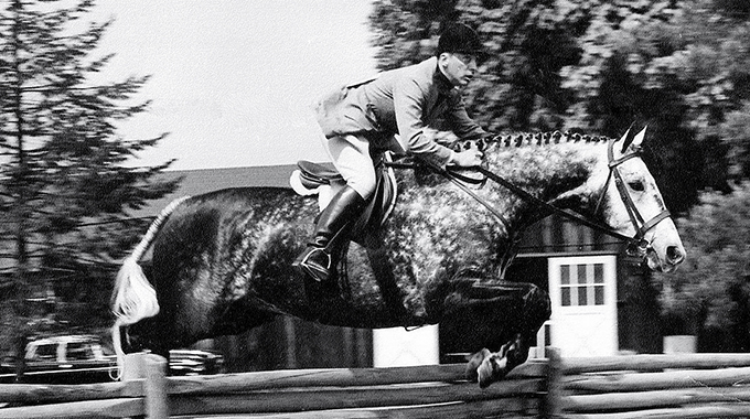Bold Minstrel – National Show Hunter Hall Of Fame Inductee – International Show Jumper – Olympic Eventer