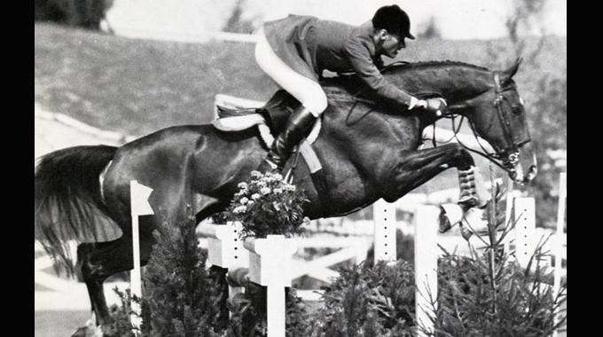 Snowbound: Olympic Gold Medal Winner And Show Jumping Hall Of Fame Inductee