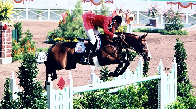 Touch Of Class: 1984 Olympic Double Gold Medal Winner And Show Jumping Hall Of Fame Inductee