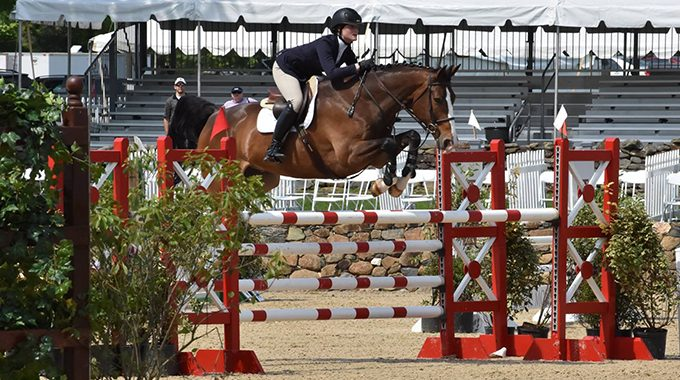 Training Your Horse To Peak At The Right Time