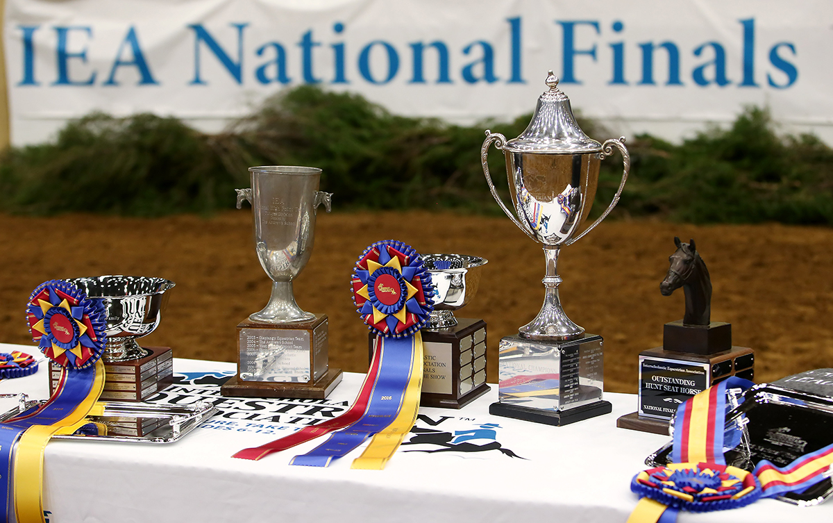 Interscholastic Equestrian Association awards