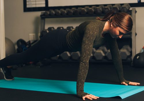 Best Body Weight Exercises For Equestrians