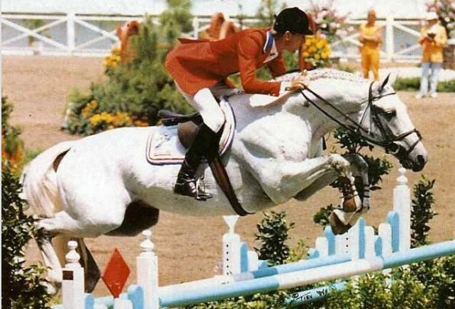 Conrad Homfeld '84 Olympics
