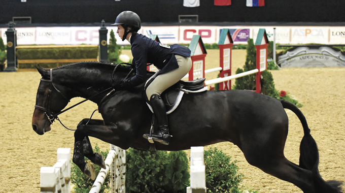 Madison Goetzmann – ASPCA Maclay Final