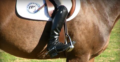 Equitation Tip - Legs