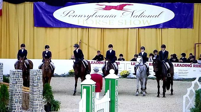 A Judge's Look At The 2018 Dover USEF Hunt Seat Medal Finals