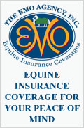 The EMO Agency Equine Insurance Coverages